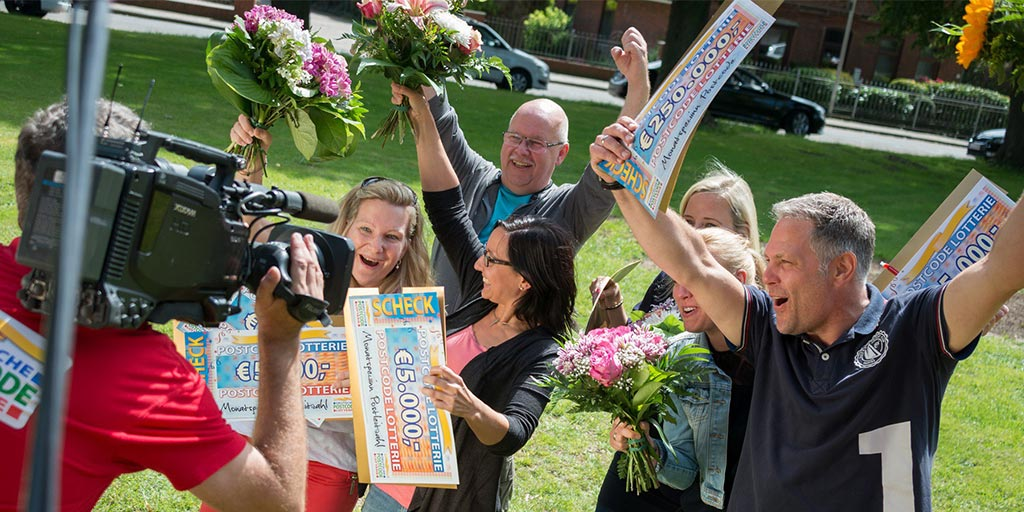 Die Deutsche Postcode Lotterie – zusammen sind wir stark!