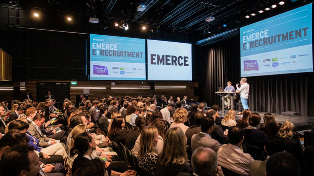 CompanyMatch partner Emerce eRecruitment 2017