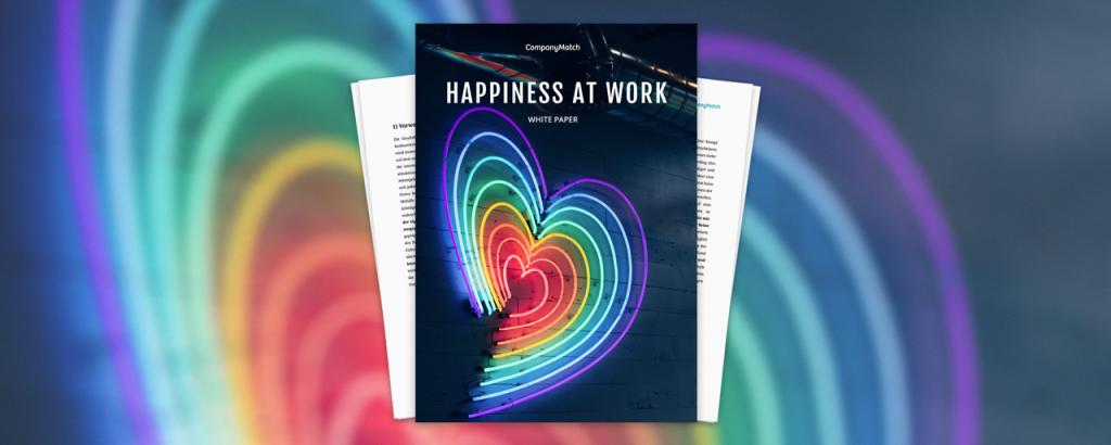 Happiness at Work by CompanyMatch
