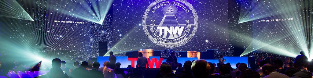 TNW Conference in Amsterdam – Begleitet CompanyMatch!
