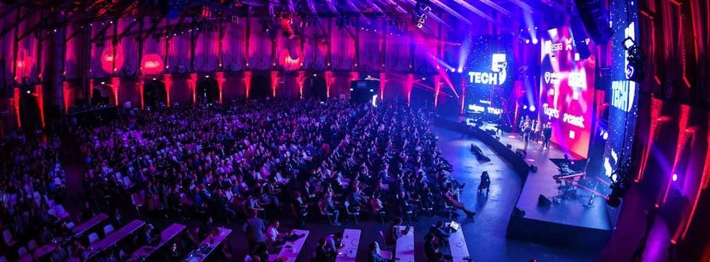 CompanyMatch selected for Scale programme TNW Conference in Amsterdam